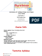 OS (operating system notes and introduction)