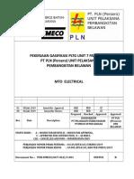PEB-IMECO GU7-ELE-3-001 r.01-B ~ MTO Electrical