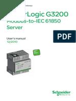 Converter Modbus to Iec 61850