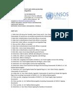 New UN Guard Unit starts duties protecting world  body's staff in Mogadishu