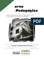 Caderno Pedagogico de Hgpt 6 Ano