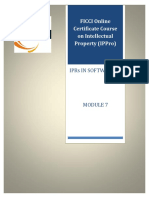 1559628932 Module 7 Course Material Ippro Iprs in Software