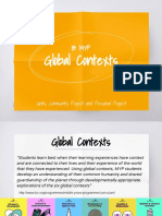 Global Context OVERVIEW