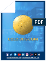 Gold Bits Coin White Paper