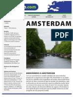 Amsterdam - Mini Guia