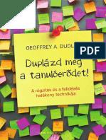 Geoffrey A. Dudley