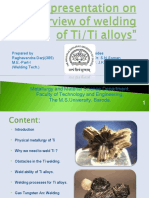 Ti Alloys