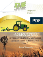 Agriculture Geography 160112142549