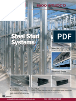 DesignManual Vol31 Steel Stud