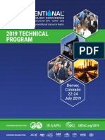 Urtec 2019 Technical Program