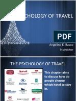 Psychology of Travel 2012 Final