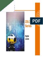Presentation ZDL700