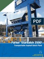 yStarBatch 2500