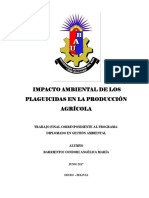 Monografía Gestión Ambiental