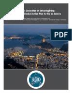 Rio Streetlighting Action Plan ENGLISH