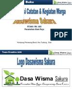 Sampul Dasawis 2016