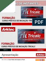 Curso Prático de Iniciação ao Tricalc 2015