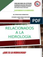 Campos Relacionados a La Hidrología 1123