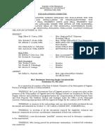 BAC Resolution 2015 - Single Calculated Bid