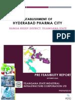 Establishment of Pharma City