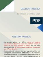 Diapositivas de Gestion Publica Aumentado