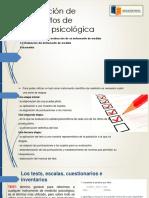 Construcción de Instrumentos de Medición Psicológica - Copia