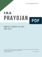IAS Prayojan's Magazine June 2019