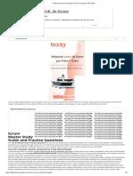 Professional Scrum Master Exam Questions PDF 2019 3