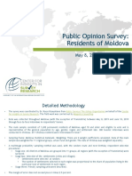 Iri Moldova May-june 2019 Poll Final
