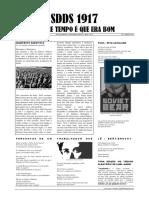 SDDS 1917