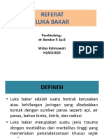 dr. Bondan - REFERAT LUKA BAKAR 2.pptx