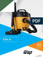 GTW10 Manual