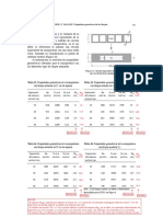 Tabla Resumen Propiedades de Bloques Para Uso en Sap2000