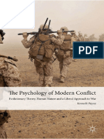 Psychology of modern conflict kenneth Payne