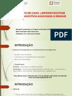 Apresentação síndrome hemofagocítica
