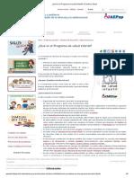 ¿Qué Es El Programa de Salud Infantil_ _ Familia y Salud