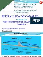 Unidad III-hidraulica de Canales
