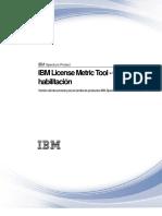 IBM License Metric Tool