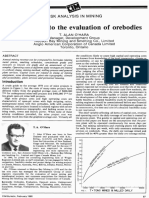 O'HARA - Quick guides to the evaluation of orebodies.pdf