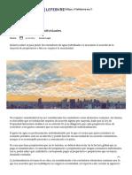 Contadores de Agua Individuales - El Derecho - Civil, Sector Jurídico