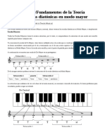 Fundamentos de la Música