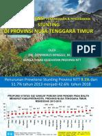 Strategy Penanganan Dan Pencegahan Stunting Provinsi NTT EDIT FIX
