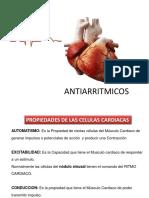 1. Antiarritmicos 18 Feb 2019