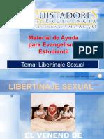 Libertinaje Sexual