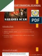 Sarada scam in WB