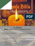 Biblia y Libros de La Biblia