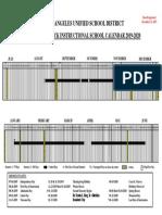school calendar- graphic - 2019-2020 board approved