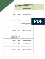Matriz Geralgica