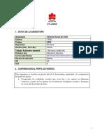 Historia Social de Chile Syllabus 2019 Online