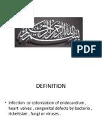 Infective Endoca.v 1